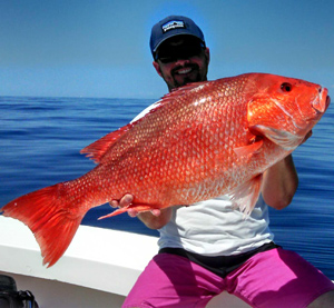 Lee Pair's Red Snapper